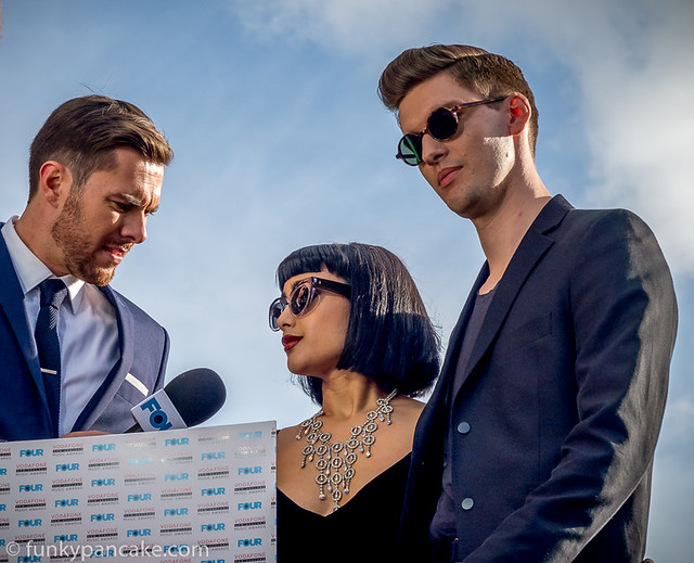 Willy Moon and NATALIA KILLS