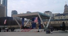 Film Shoot at Nathan Phillip Square