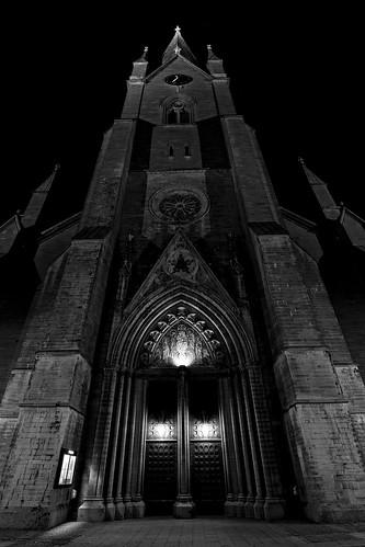 Domkyrkan I Linköping. Church