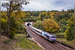SNCF 72151, Marnay-sur-Marne 13.10.2014 (VTZK) Tags: bridge france train champagne ardennes zug tunnel brug brücke trein sncf ligne4 72000 arzens intercités marnaysurmarne