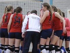 2015-02-07_59379 (Jaap van 't Ooster) Tags: horn volleybal kessel panningen maasbree nevobo nojk meisjesb vckessel vcasterix hornerhofhhc vcolympia vchornerhofhhc nationaleopenjeugdkampioenschappen