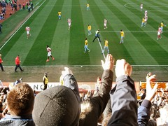 Stoke City v Crystal Palace (Paul-M-Wright) Tags: city uk english march football crystal 21 stadium soccer saturday palace potd match british fans premier stoke league supporters versus britannia 2015 cpfc scfc