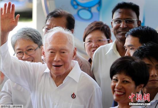 BBC:李光耀以远见治理新加坡 创造经济奇迹