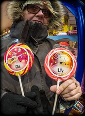 Lollys. (CWhatPhotos) Tags: pictures camera fish eye that four photography coast town foto lily image artistic sweet pics yorkshire north picture ella pic olympus images resort lolly east fisheye have riding coastal photographs photograph fotos sweets names which named contain bridlington thirds yorks ridings lollys cwhatphotos