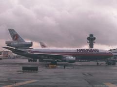 N129AA (PacerTrans338) Tags: hal losangelesinternationalairport hawaiianairlines losangelescaliforniausa dc1010 mcdonnelldouglasdc10 laxklax n129aa 469960270