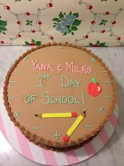 IMG_0573 (littledaisybaker) Tags: school cake fun cookie turtle ninja fave littledaisy