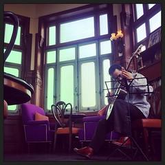 เหยด ร้านกาแฟ ดนตรีสด ฟินไปเลย #guitar #guitarClassic #solo