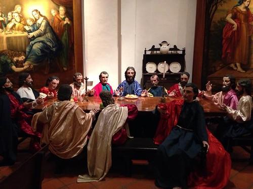 Apostolado, Museo de Arte Religioso del Exconvento de Santa Mónica, Cdad. de Puebla, Pue.