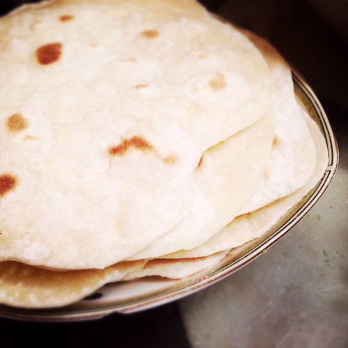 Indian, Chapatis, Rotis, flat bread, recipe,  bread, 印度, 扁面包