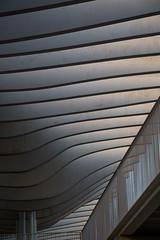 Keyboard (Sten Dueland) Tags: architecture keyboard ceiling promenade malaga