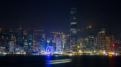 地球一小時 2015 | Earth Hour 2015 (TommyYeung) Tags: city hongkong harbor cityscape harbour starferry victoriaharbour victoriaharbor 2015 earthhour flickrtravelaward earthhour2015