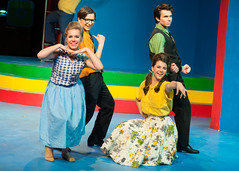 196 (Dan Anderson Pictures) Tags: show minnesota spring theater stpaul highschool musical production hairspray mn cdh 2015 cretinderhamhall