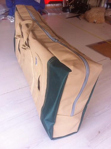Väska för portabel vallarbod