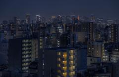 Tokyo 3969 (tokyoform) Tags: city chris cidade sky urban tower japan skyline modern canon dark japanese tokyo asia cityscape skyscrapers ciudad paisaje paisagem un tquio stadt  urbana metropolis  urbano japo gotham paysage japon giappone hdr  ville paesaggio citt tokio urbain 6d stadtbild megalopolis jepang japn   megacity   jongkind tkyto   rooftopping   chrisjongkind