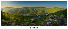uchta (dalibor.papcun) Tags: sunset mountain dam slovensko slovakia forests dolina huta kozinec run margecany rovne jaklovce bujanovsk rolova