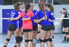 IMG_1542 (SJH Foto) Tags: school girls club high team teens teenager volleyball cheer huddle tweens