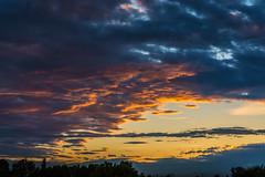 Nuvole al tramonto (Agnolo) Tags: sunset clouds nikon tramonto nuvole nikkor 1685 d7100