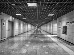 Underground 3 (`ARroWCoLT) Tags: station underground nokia perspective corridor hallway f22 1020 lumia sirkeci koridor marmaray pureview altınbaşak arrowcolt