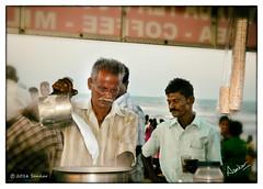 Coffee (msankar4) Tags: summer food india beach coffee marina milk corn chat chili tea indianocean mango boardwalk junkfood snacks bluehour marinabeach chennai streetfood bhaji tamil tamilnadu vendors roster chaat chilimango cornroster