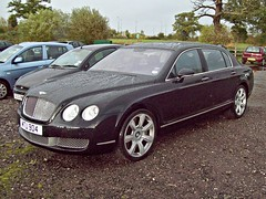 204 Bentley Continental Flying Spur (2007) (robertknight16) Tags: continental british motorcyclemuseum bentley 2000s flyingspur mtu904