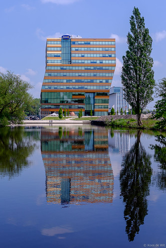 Menzis building Groningen