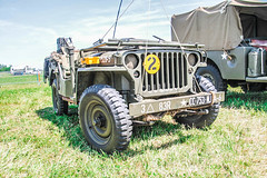Jeep (xwattez) Tags: old france car automobile jeep 4x4 meeting voiture american transports willys ancienne 2016 arien muret vhicule amricaine arodrome airexpo lherm