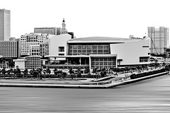 American Airlines Arena, 601 Biscayne Boulevard, Miami, Florida, U.S.A. / Architect(s): Arquitectonica and 360 Architecture / Opened: December 31, 1999 (Jorge Marco Molina) Tags: city urban usa building skyline cosmopolitan downtown cityscape realestate metro florida miami 1999 highrise metropolis december31 metropolitan southflorida miamiheat sportsarena magiccity arquitectonica sunshinestate americanairlinesarena miamidadecounty 360architecture 601biscayneboulevard