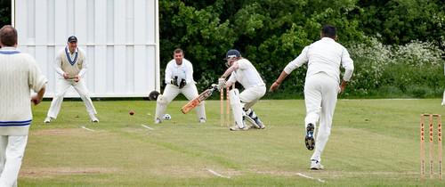 Caddington 1st XI vs Drayton Parslow - 21/05/2016
