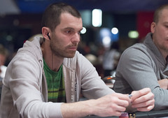 Fabiano Ozelame (World Poker Tour) Tags: world nottingham uk dawn day tour dusk poker national till partypoker 1c wpt