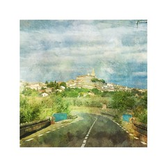 Srie du 24 08 15 : l'Orb (basse def) Tags: road france drive orb villages languedoc