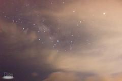 Via Lctea desde Puerto Morelos (David_Rojo) Tags: longexposure sea beach night clouds stars noche mar playa galaxy nubes estrellas galaxia milkyway puertomorelos exposicinlarga valctea davidrojoh