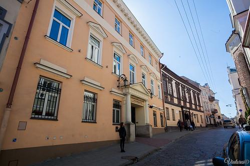 4.Дворец Поцеев, Завишей и Гурецких (Pociejų, Zavišų ir Gureckių rūmai) (4)