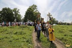 A cross procession from the village of Nikolskoe to the village of Adamovka / Крестный ход из Никольского в Адамовку (9)