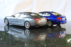 IMG_2741 (Alex_sz1996) Tags: f10 bmw m5 maserati gts 118 paragon quattroporte autoart