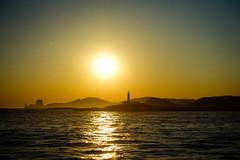 Formentera lighthouse (bennguyen) Tags: sunset sea sun lighthouse spain formentera