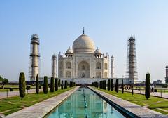 Taj Mahal (makizekai16) Tags: india agra fantastic wonderful tajmahal greatshotss