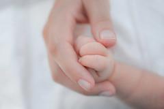 Tiny (Fraila) Tags: baby macro up closeup hands nikon close tiny newborn lille d600 nikkor60mm28