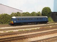 122 M55003 (Anthony Sutton 37058) Tags: class 122 m55003 bubble car british rail lmr
