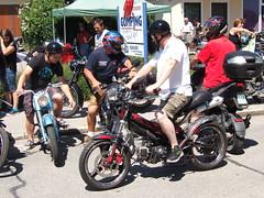 Sachs MadAss (John Steam) Tags: vintage germany bayern meeting motorbike motorcycle motorrad sachs 2016 feldkirchen madass oldtimertreffen ainring