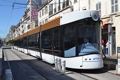 RTM Tram 024 (Will Swain) Tags: marseille 15th july 2016 tram trams light rail railway rails transport travel europe french france south sud est east provence alpes cte dazur rtm 024 24