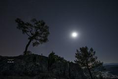 La luna en Escorpin 224_2016_8643 (Jos Martn-Serrano) Tags: proyecto proyecto366 proyecto365 365 366 luna escorpion contraluz nocturnas nocturno noche