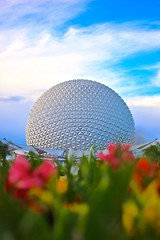 Spaceship (jordanhall81) Tags: spaceship earth classic epcot center future world time walt disney wdw resort theme park amusement orlando florida lake buena vista lbv entertainment show bokeh