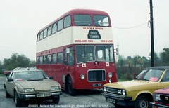 Midland Red Coaches KCK918 821030 NEC [jg] (maljoe) Tags: nbc ribble midlandred nationalbuscompany midlandredcoaches