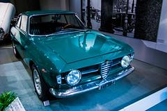 Pine Green (bahyu1954) Tags: classic cars alfa romeo alfaromeo 1300gt