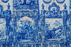 Azulejos, Capela das Almas de Santa Catarina, Porto (TurismoenPortugal) Tags: portugal church foto iglesia porto igreja fotografia turismo eglise oporto norte azulejos