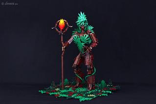 Dewi hutan