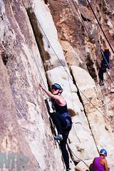 Climb on, Amber (MacysPhotography) Tags: california ca camping tree rock forest joshua joshuatree climbing national rockclimbing jtree thegreatoutdoors joshuatreenationalforest rei1440project rei1440 reiyayday reipv56 reilove liveclimbrepeat