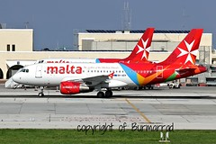 9H-AEH LMML 08-03-2015 (Burmarrad (Mark) Camenzuli Thank you for the 17.2) Tags: cn aircraft air malta airline airbus registration 2122 9haeh a319111 lmml 08032015