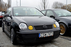 Volkswagen Polo IV (Dawid Baczewski) Tags: volkswagen tuning iv polo dkg