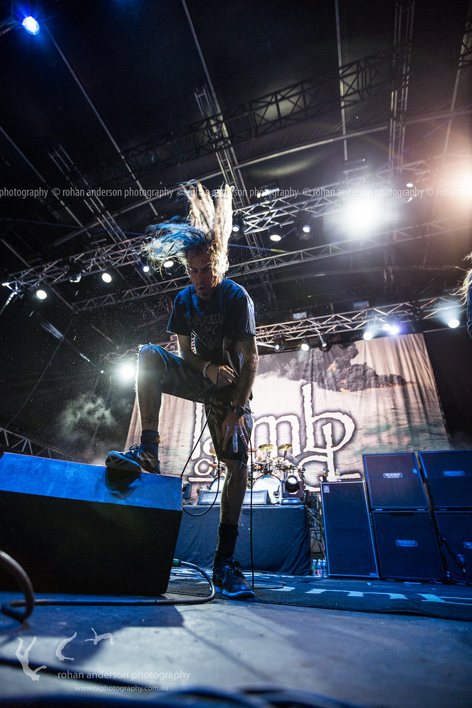 Lamb Of God Soundwave Sydney 2015 Day 1 Rohan Anderson Photography Tags Park